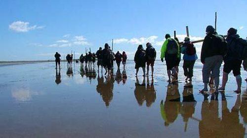 Lindisfarne pilgrimage