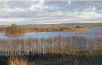 Undels espais naturals sagrats prehistòrics de la regió bàltica