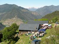 Aplec a santa Maria de Biuse (Pallars Sobirà)