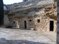 Cova del Pare Palau, Aitona (Segrià)