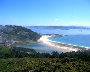 Illes Cíes (Galícia)