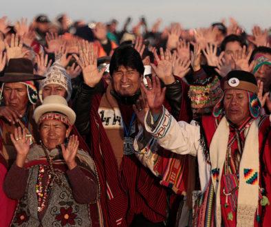 Indigenes bolivians