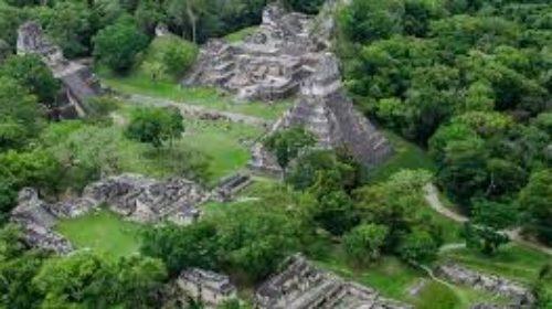 Peten ruinas mayas