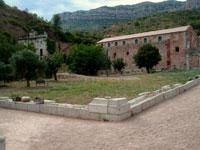 Cartuja de Escaladei (Cataluña, España)