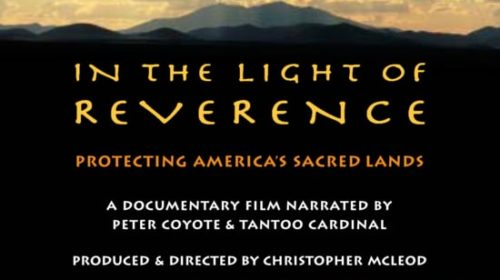 in the light of reverence