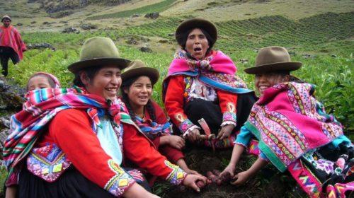 campesinas bolivia