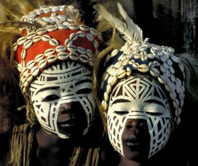 African masques