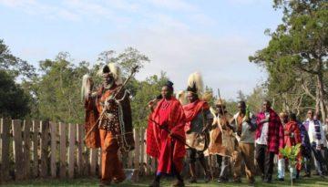 Earth jurisprudence Africa